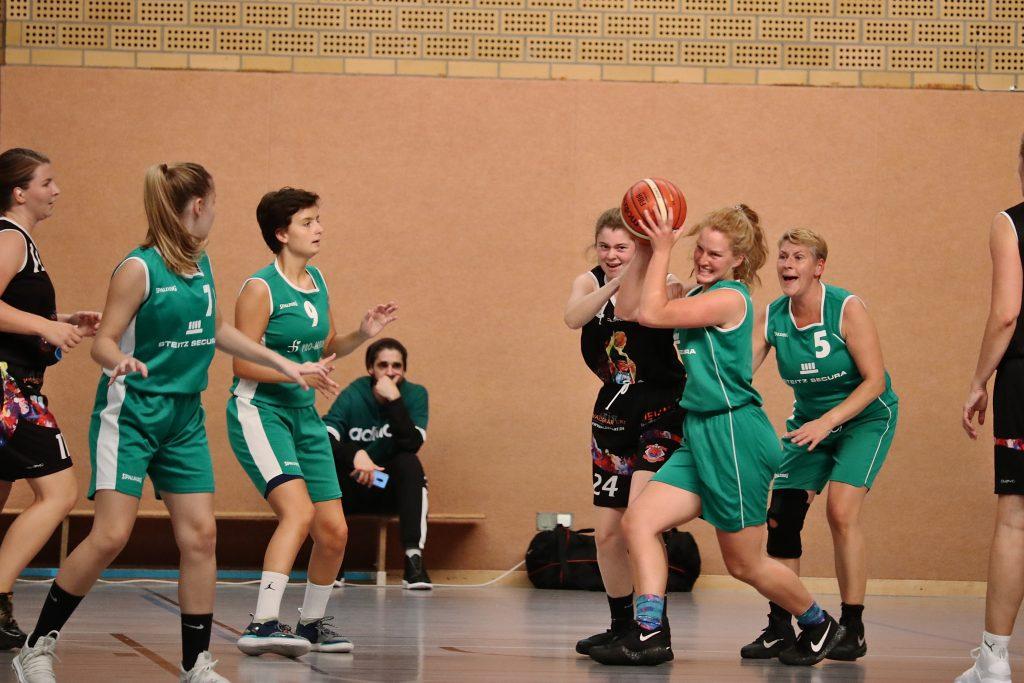 TVK Damen gegen ASC Mainz