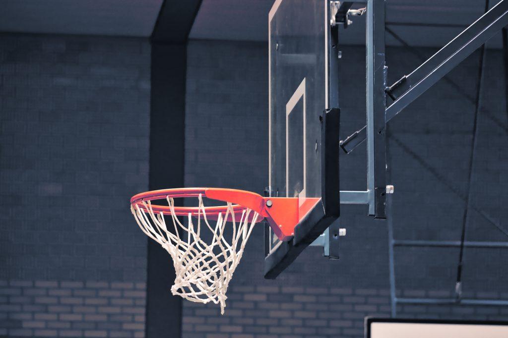 Basketball Korb TVK Kibo
