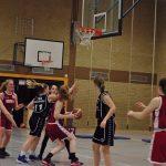 TVK Damen - TSG Maxdorf II Saison 19/20