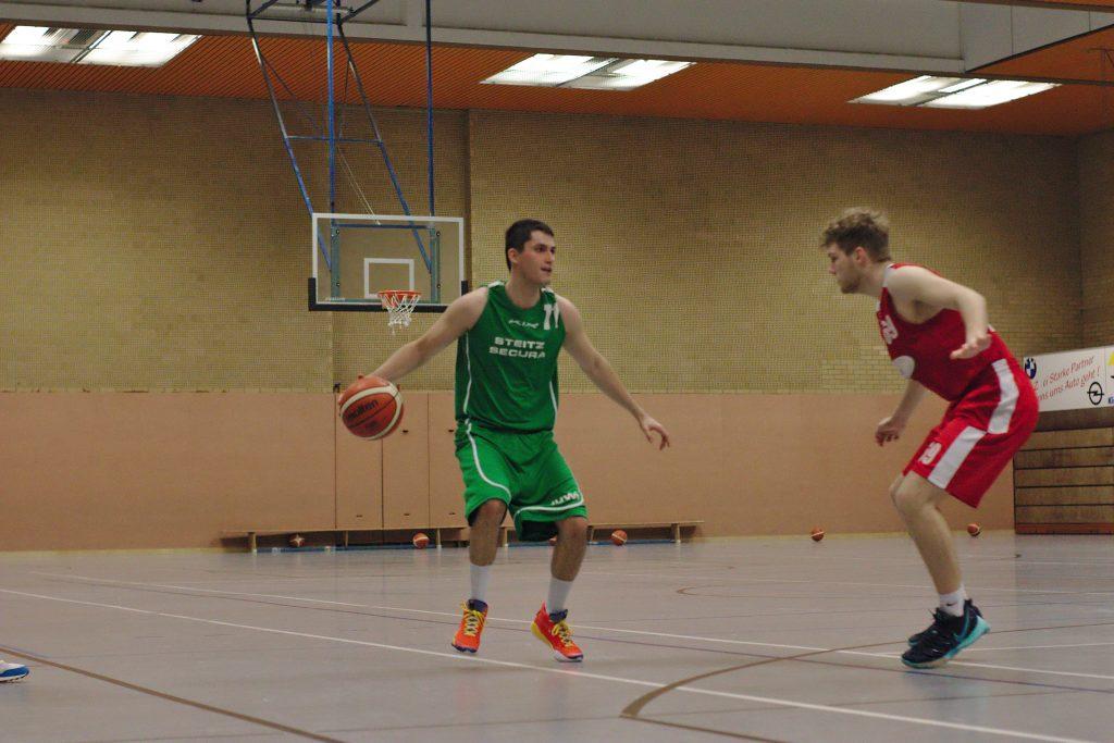 TVK I - FCK II Saison 19/20 - Christoph Flachs
