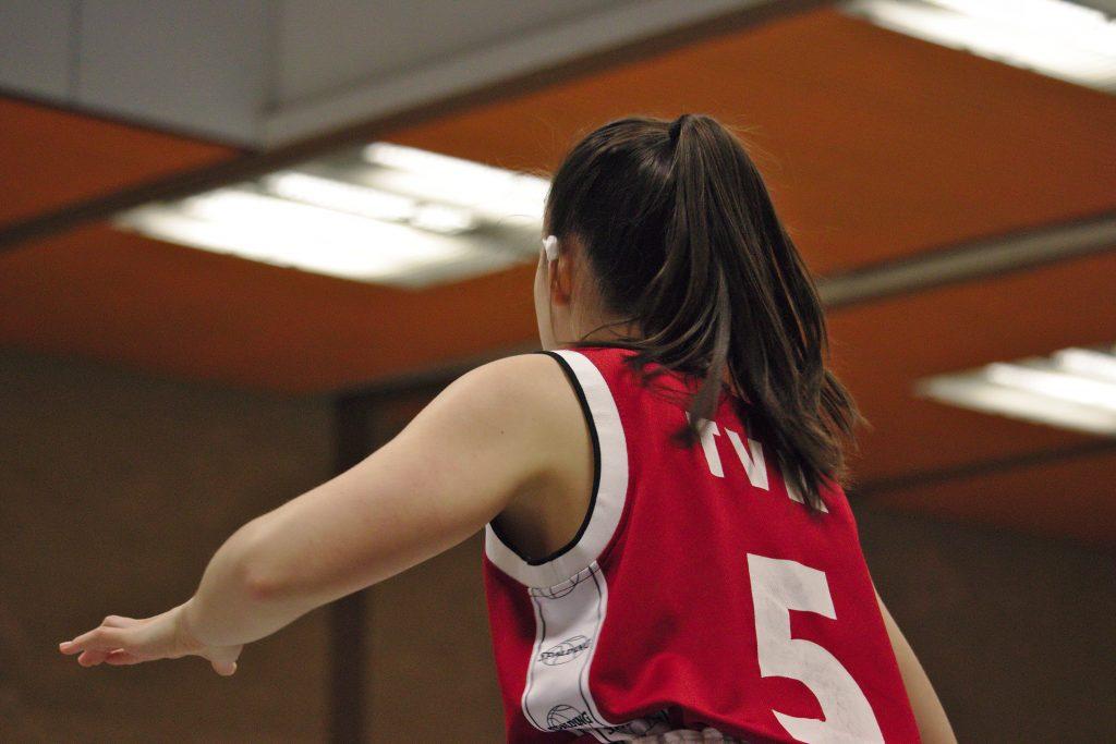 TVK Basketball Saison 2019/20 - Hannah Becker